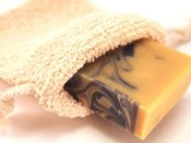 Image of Soap & Cotton Soap Bag