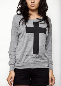 "Image of ""Called To Be Bold"" Girl's Sweater"
