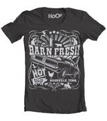 Image of Barn Fresh Dodge Charger Retro Kid T-Shirt