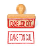 Image of Dans ton cul.
