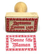 Image of Bonne fte maman.
