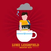 Image of Luke Leighfield | Chinese Greatest Hits CD