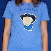 "Image of Blue ""I Stand with Randy"" T"