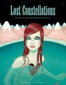 Image of Lost Constellations | The Art of Tara McPherson Volume 2 | Book
