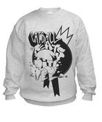 Image of Catball Eats It All - Crewneck