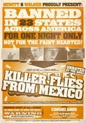 Image of Killer Flies From Mexico