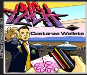 Image of KUSH - COSTANZA WALLETS CD