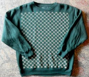 Image of OG ALLOVER PRINT CREW-NECK 