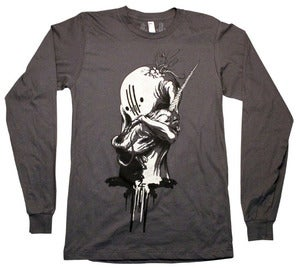 Image of Goodnight Lava | by Alex Pardee | Long Sleeve