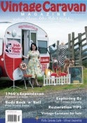Image of Issue 3 Vintage Caravan magazine