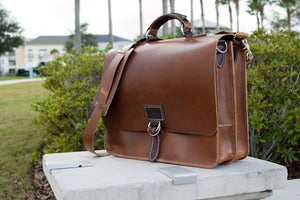 Image of Briefcase / Messenger Bag