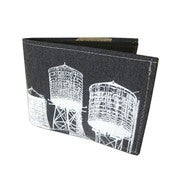 Image of WaterTowers ) Bifold Wallet