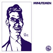 Image of MINUTEMEN and SACCHARINE TRUST - Split (7&quot; EP)