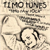 Image of TIMO TUNES - Timo Raw Rock (Free Download / Donation)