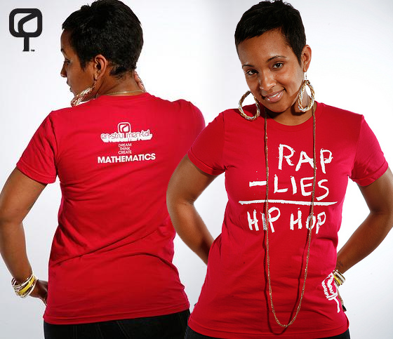 Image of RAP - LIES = HIP HOP | Women's