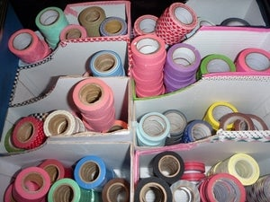 Image of Washi Tape Mystery Bag! 9 rolls for one low price!