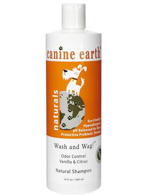 Image of Odor Control Vanilla Citrus Natural Dog Shampoo
