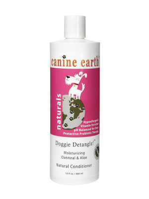 Image of Doggie Detangle Moisturizing Oatmeal & Aloe Conditioner