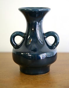 Image of VASE EN CRAMIQUE VINTAGE REF.510