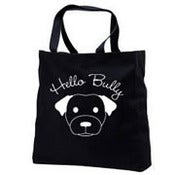 Image of Hello Bully Classic Logo Tote