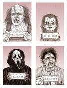 Image of 'Monster MugShots' series two