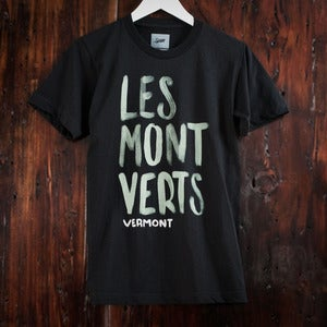 Image of Les Monts Verts - Black