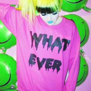 Image of WHATEVER FOREVER SWEATER