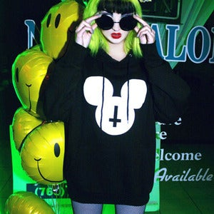 Image of MOUSE CLUB HOODIE