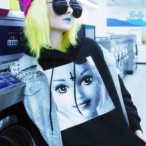 Image of DOLL CULT HOODIE