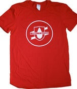 Image of Red Crest T Shirt