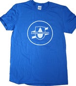 Image of Blue Crest T Shirt