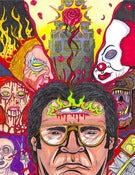 Image of Stephen King: Scenes of the Macabre PRINT