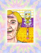 Image of Timothy Leary: LSD 45 PRINT