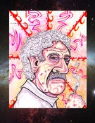 Image of Sweet Dreams Mr. Vonnegut PRINT