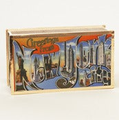 Image of Vintage Souvenir State Matchbox