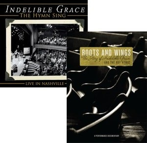 Image of Roots and Wings DVD / The Hymn Sing Live CD COMBO