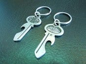 Image of Burn Rubber Bottle Opener Key