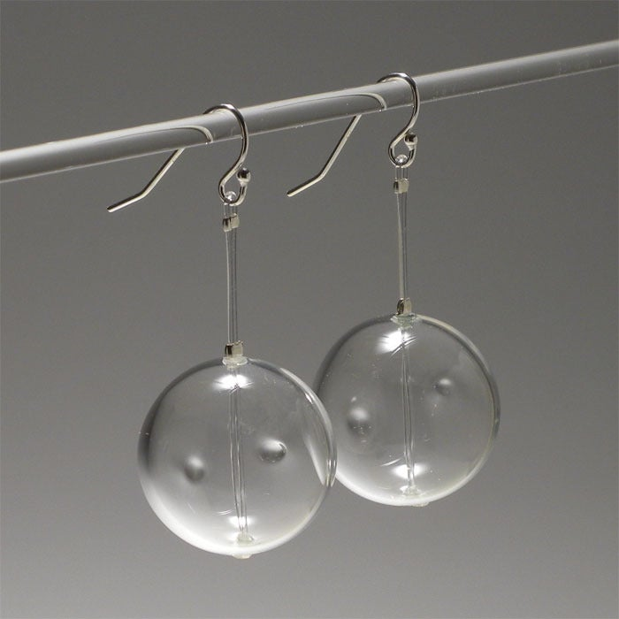 Image of BUBBLE earrings/dangly