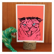 Image of FERAL PRINT by Evie Kemp