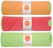 Image of Yogitoes - Tropical SKIDLESS Yoga Towels