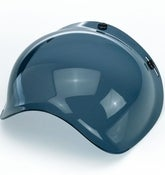 Image of Biltwell Bubble Shield - Smoke