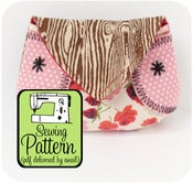 Image of Owl Coin Purse PDF Sewing Pattern