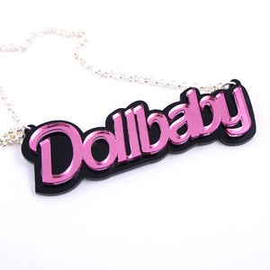 Image of Dollbaby Necklace
