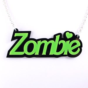 Image of Zombie Doll Necklace