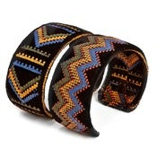 Image of Tribal Cuff  *As seen in the Ny Post and Lucky Magazine