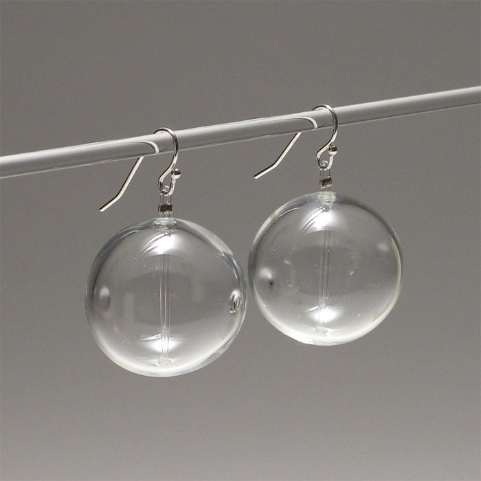 Image of BUBBLE earrings/short