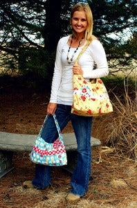 Image of the Joy bag pattern