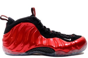 Image of Nike Foamposite One Metallic Red
