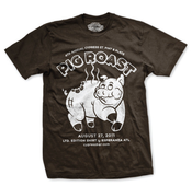Image of LIMITED EDITON - 4th Annual Cypress Street Pig Roast Tee