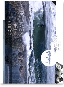 "Image of SLAB magazine issue 6 fr ""Cold is the new gold"""